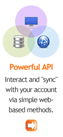 Powerful API